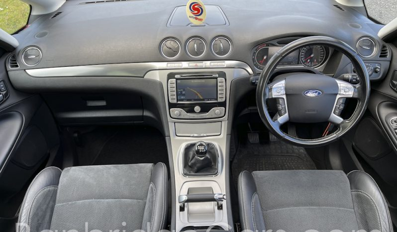 2009 Ford S-MAX 2.0TDCi Titanium full