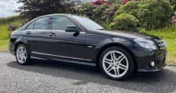 2010 Mercedes-Benz C220 2.1TD CDI AMG Sport