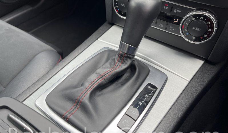 2012 Mercedes-Benz C220 2.1CDI AMG Sport Plus full