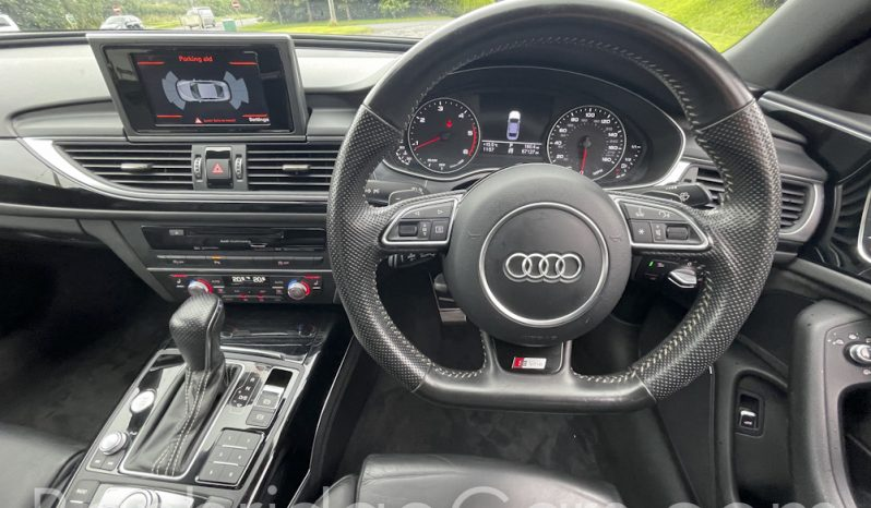 2017 Audi A6 Avante 2.0 TDI S-Line Black Edition full