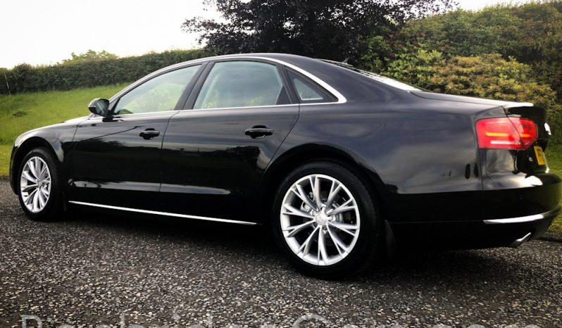 2012 Audi A8 3.0 TDI Quattro SE Executive full