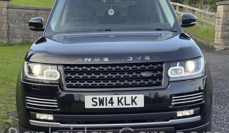 2014 Land Rover Range Rover 3.0TD V6 Vogue SE full