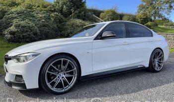 2016 BMW 320 M-Sport full